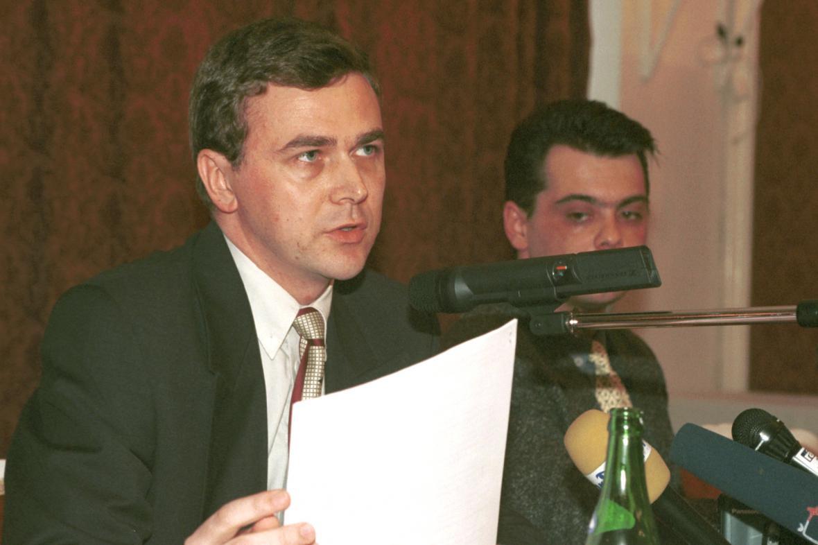 Pavel Tykač (snímek z roku 1997)