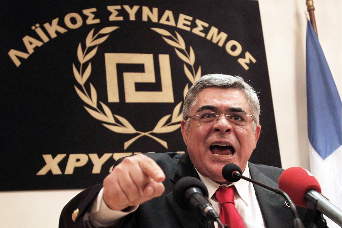 Nikos Michaloliakos
