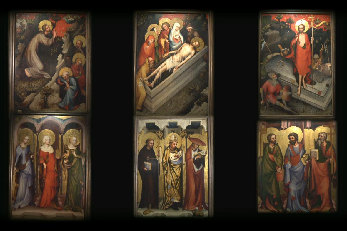 Třeboňský oltář