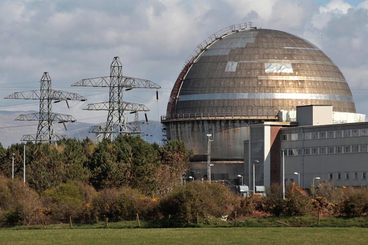 Jaderný komplex Sellafield