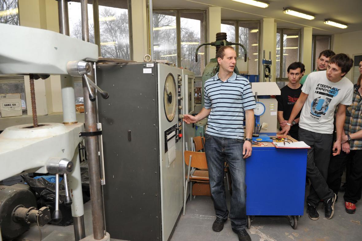Workshop Dopravní fakulty Univerzity Pardubice