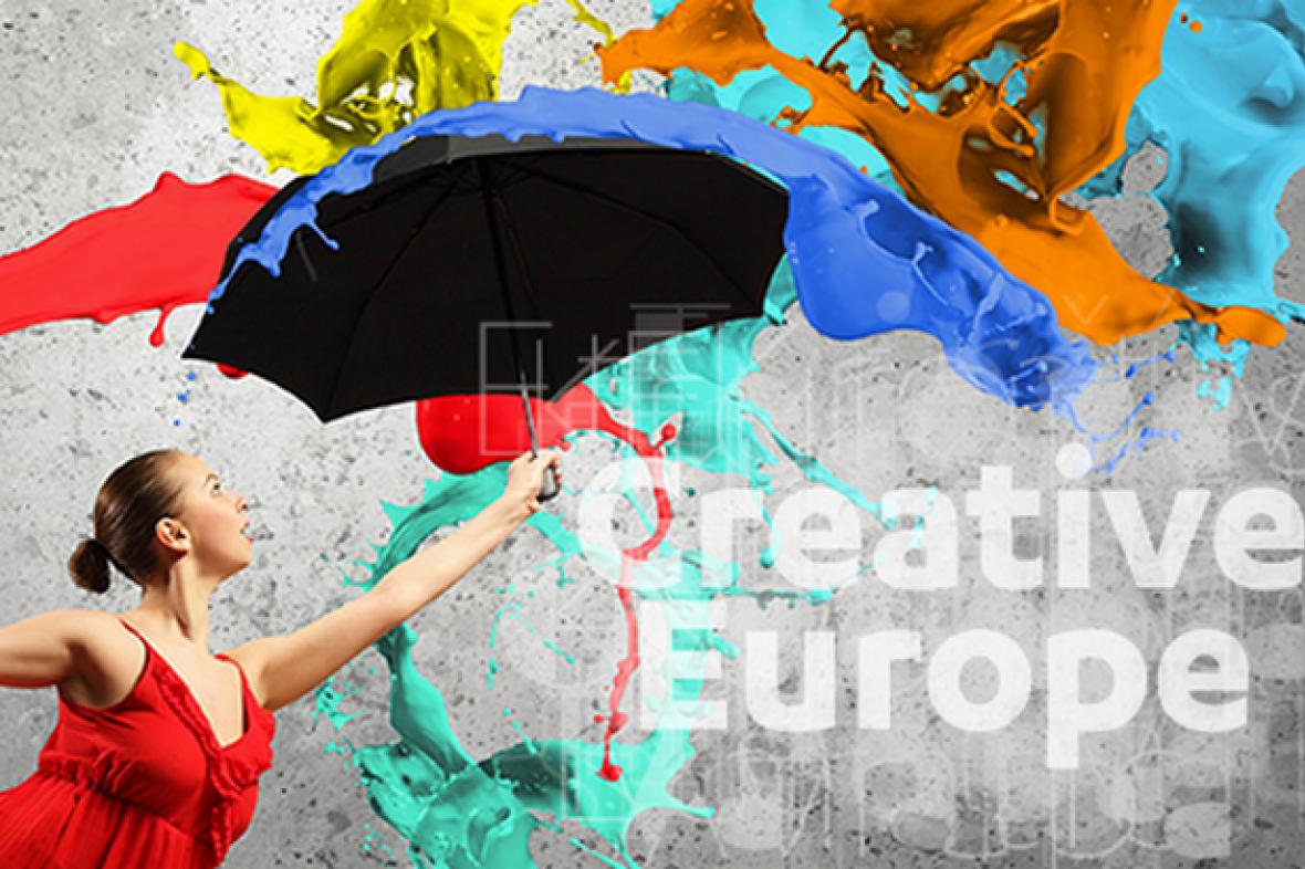 Kreativní Evropa