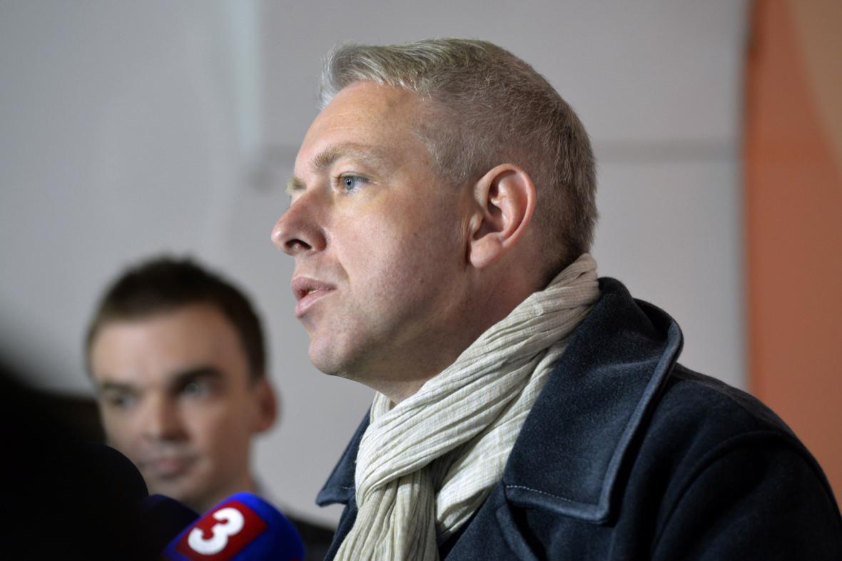 Milan Chovanec (ČSSD)