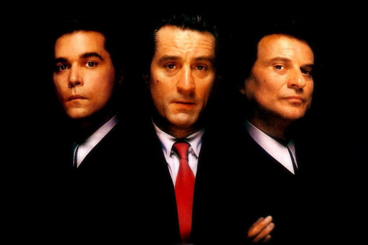Scorseseho film Mafiáni