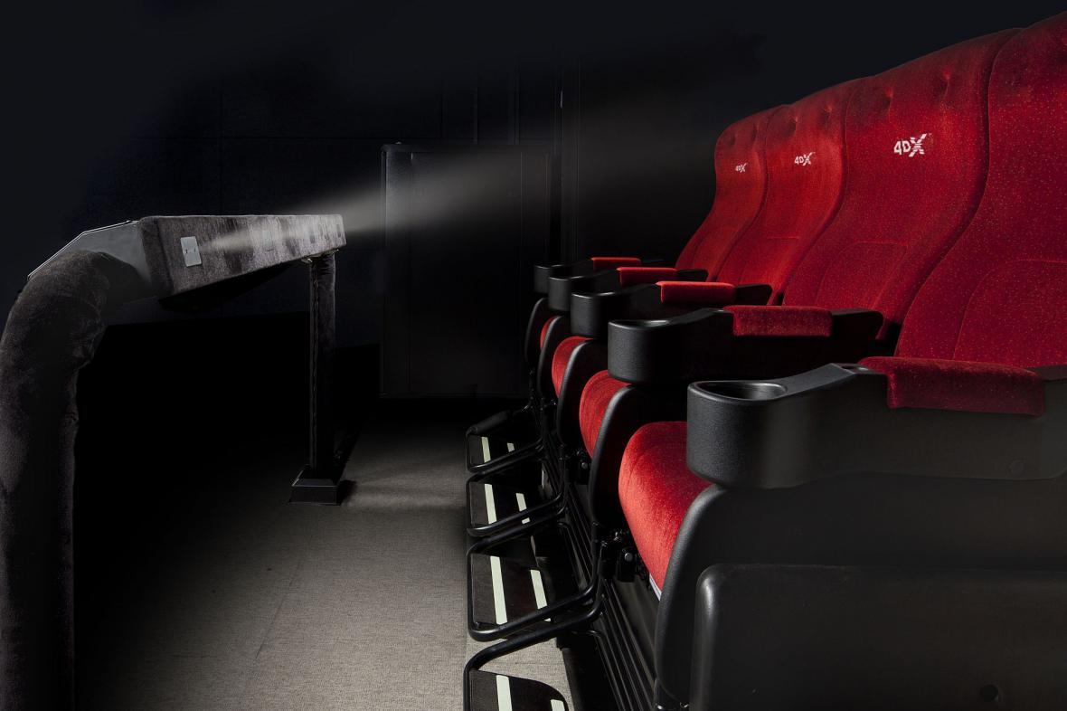 4DX kino