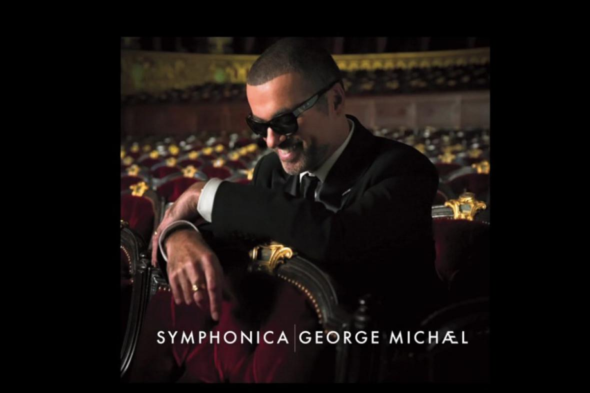 George Michael / Symphonica (přebal)