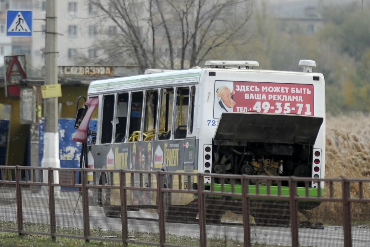 Bombový útok ve Volgogradu