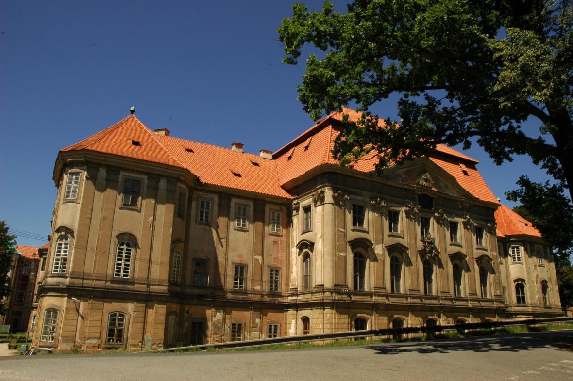 Konvent kláštera Plasy
