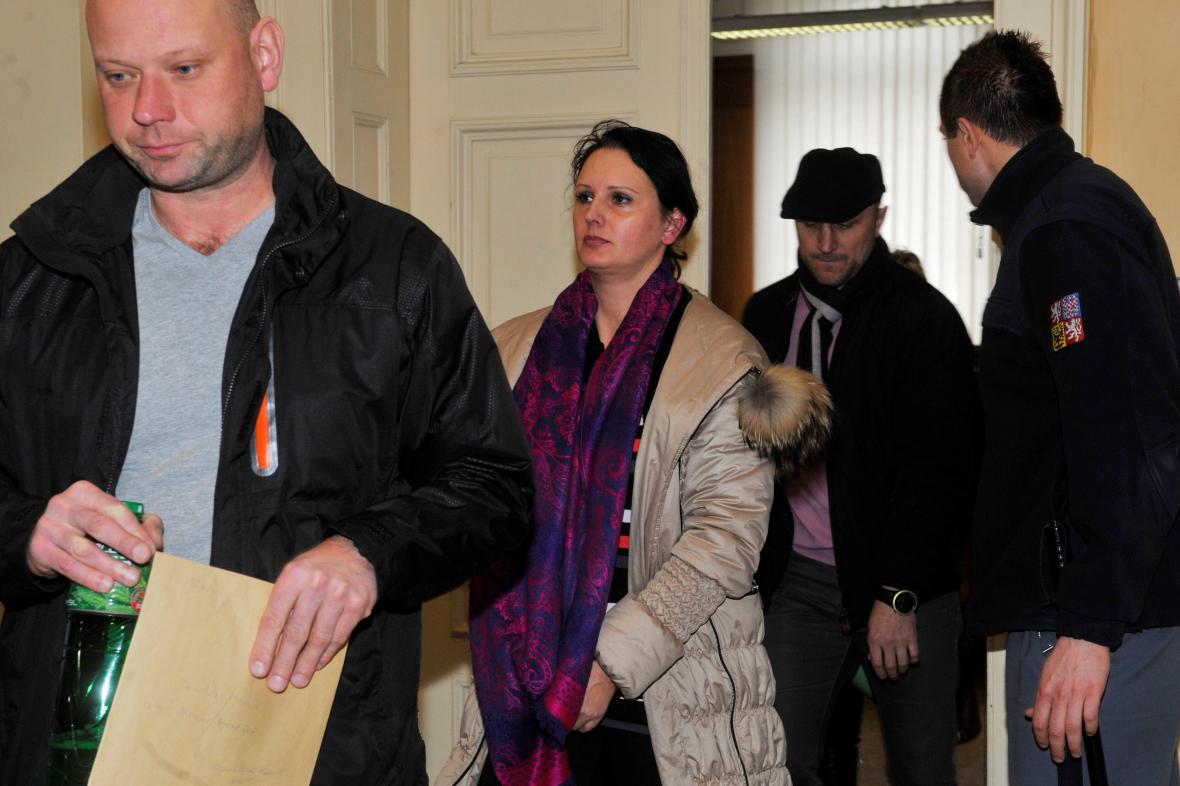 Stanislava Březinová u soudu