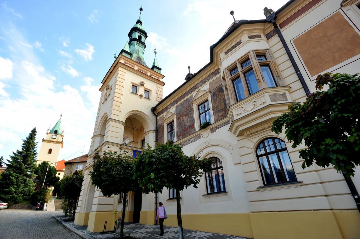 Tišnovská radnice