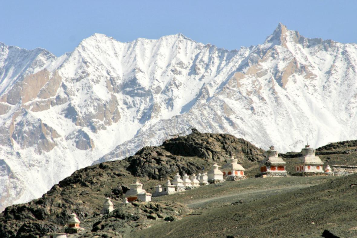 Pohoří Siačen