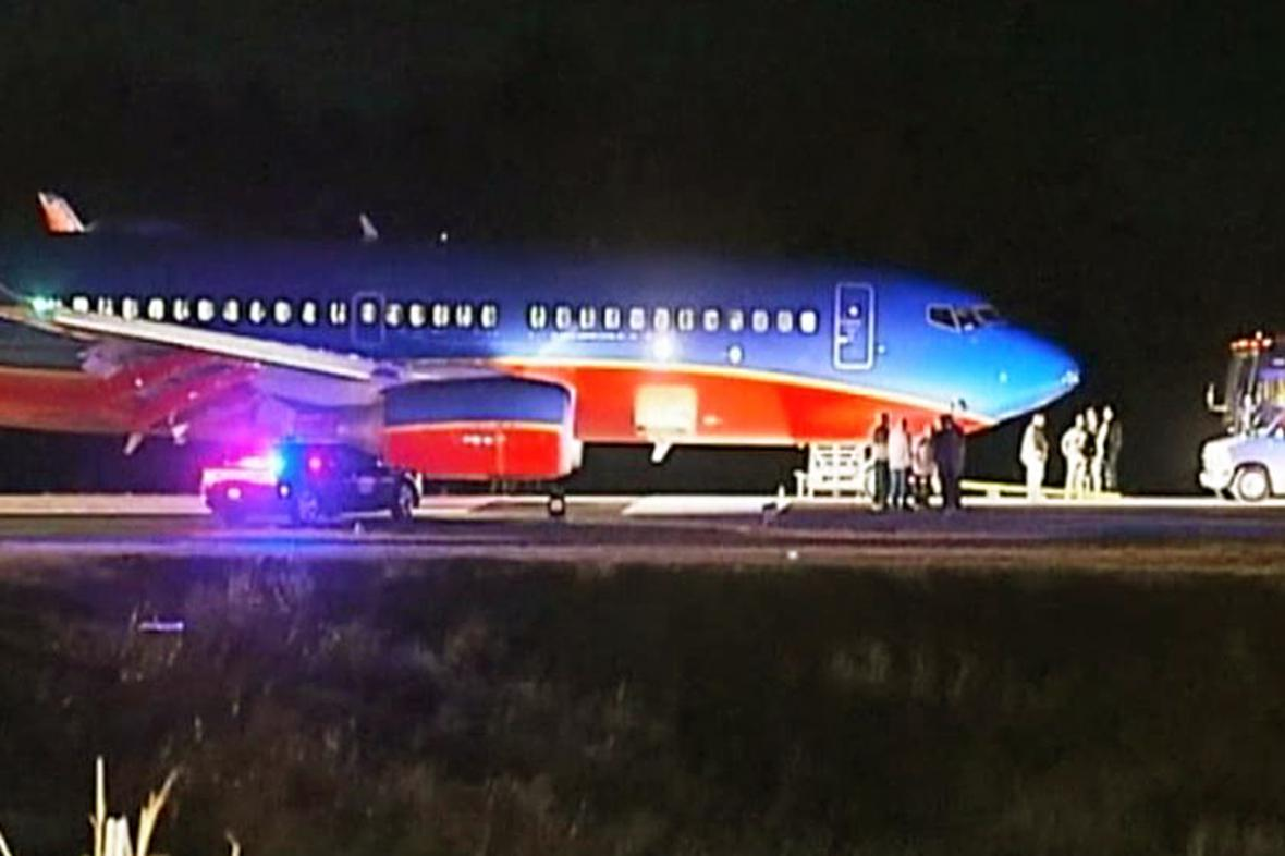 Letadlo Southwest Airlines omylem přistálo na nesprávném letišti