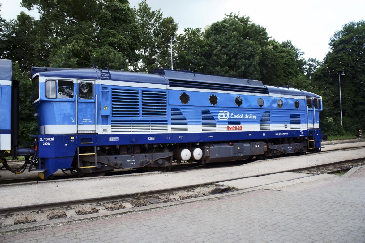 Lokomotiva Brejlovec