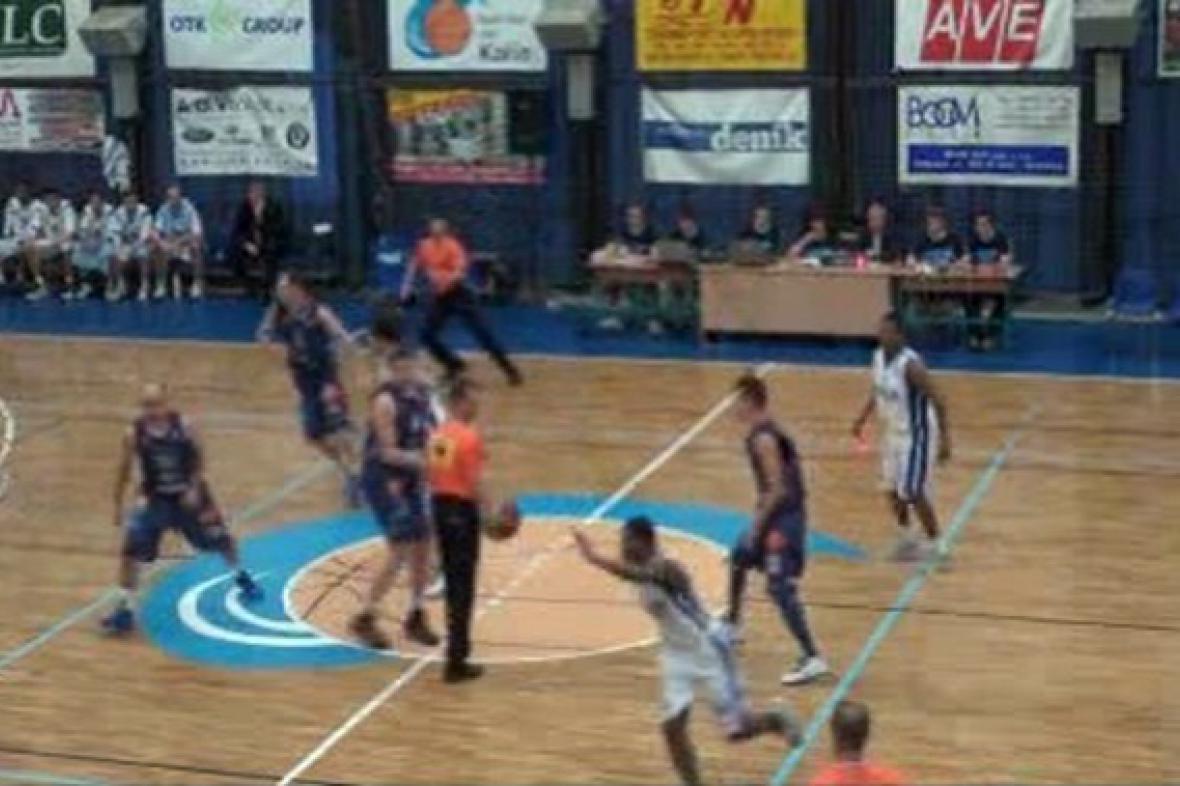 Basket  BC Kolín – BK Děčín