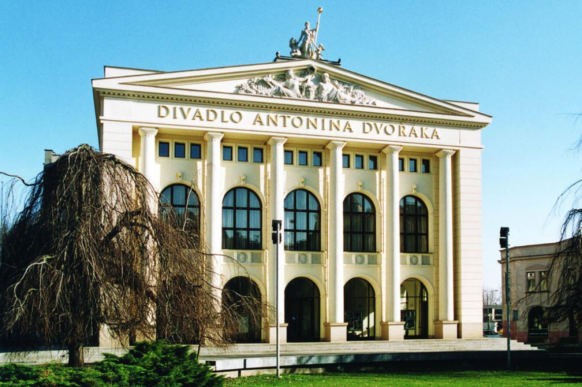 Národní divadlo moravskoslezské v Ostravě