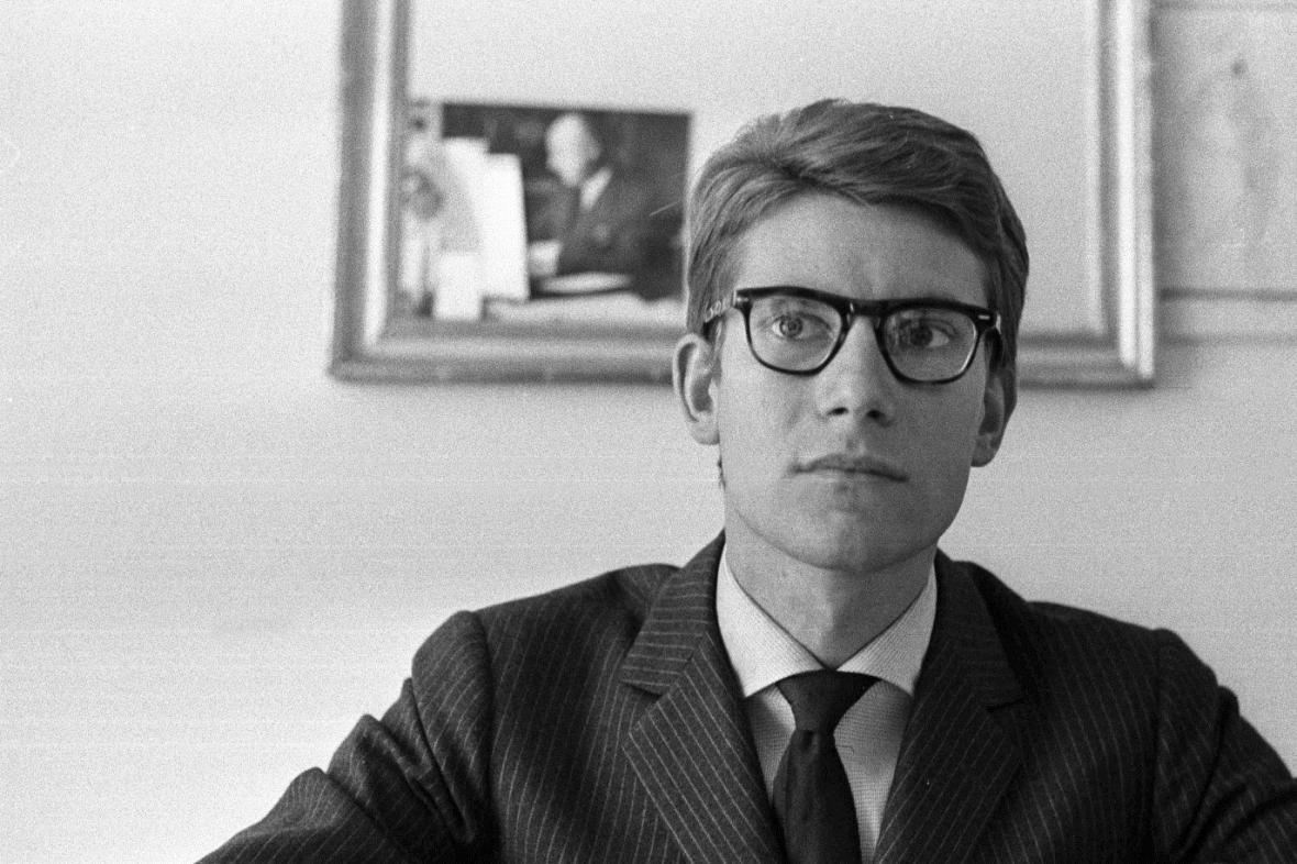 Yves Saint Laurent, 1961