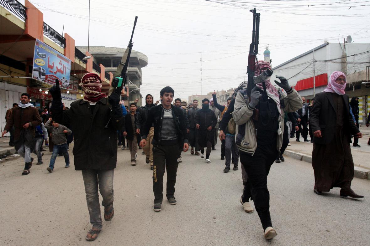 Irácké boje o Fallúdžu