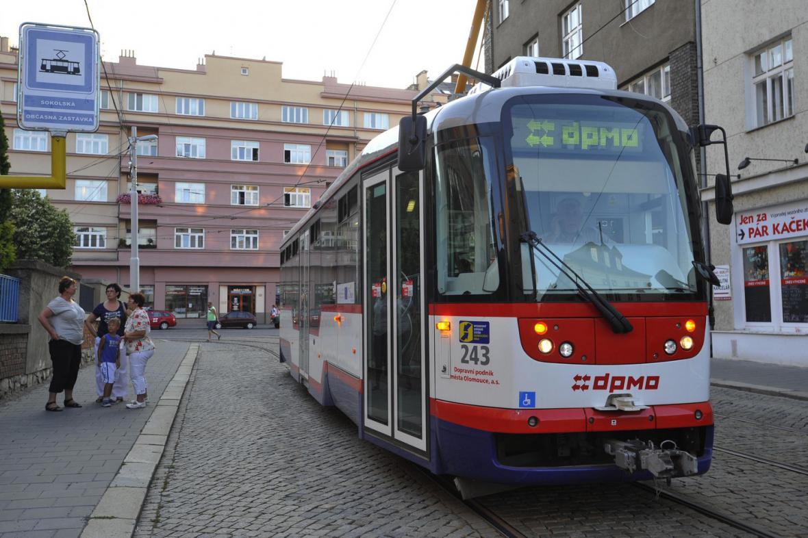 Olomoucká pojízdná galerie - Galerie dé