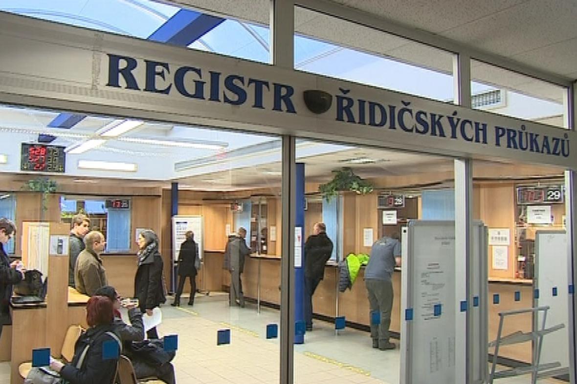 Registr řidičských průkazů