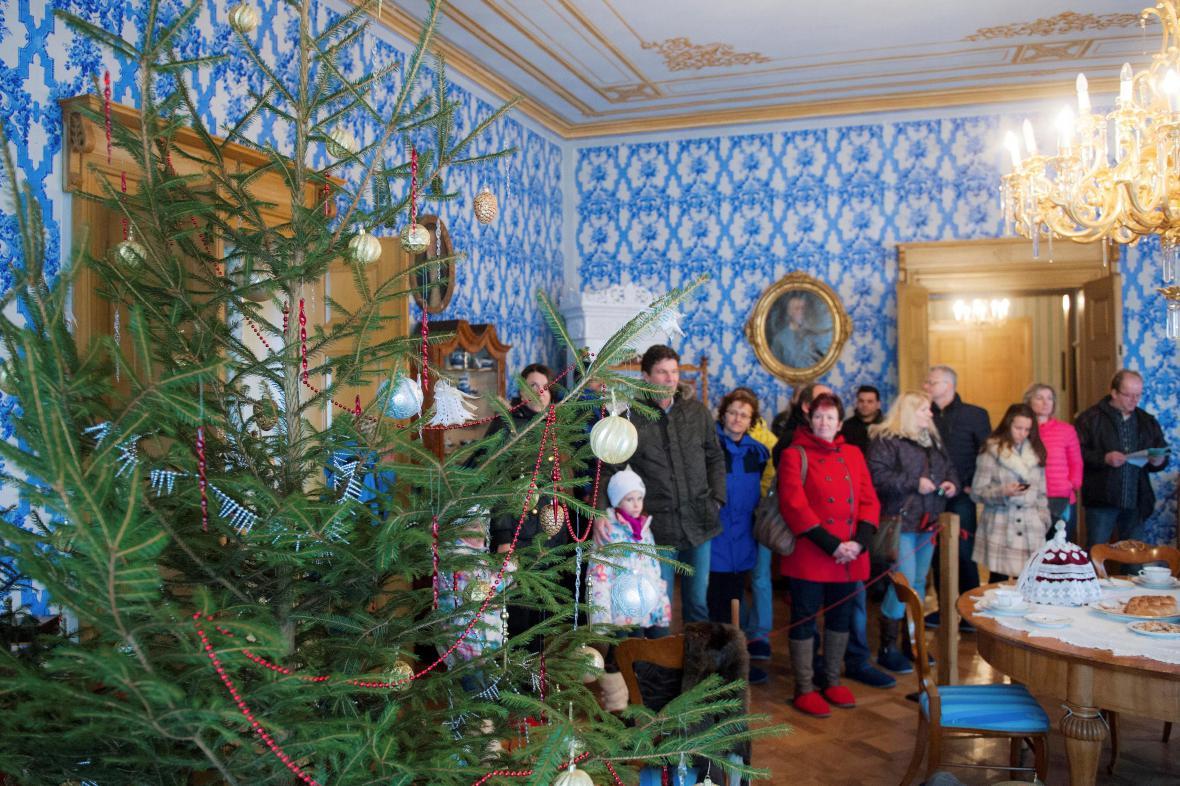 Vánoce na Hrubém Rohozci