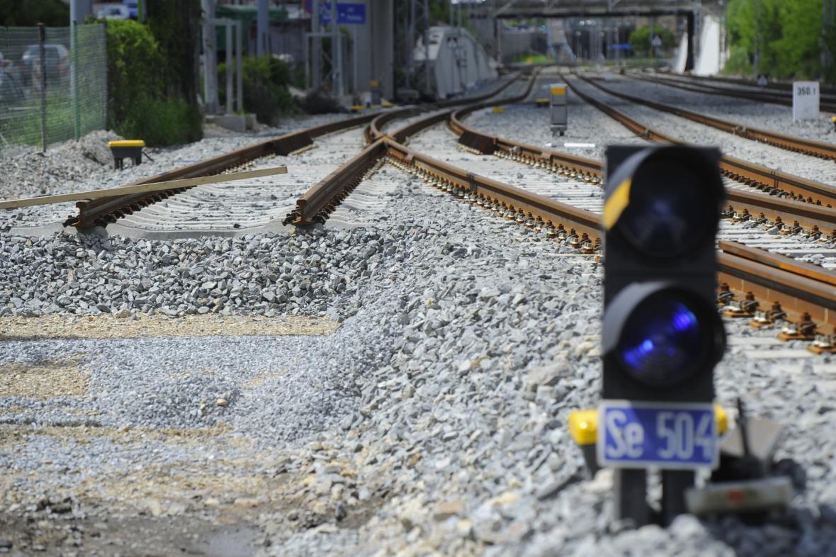 Modernizace trati
