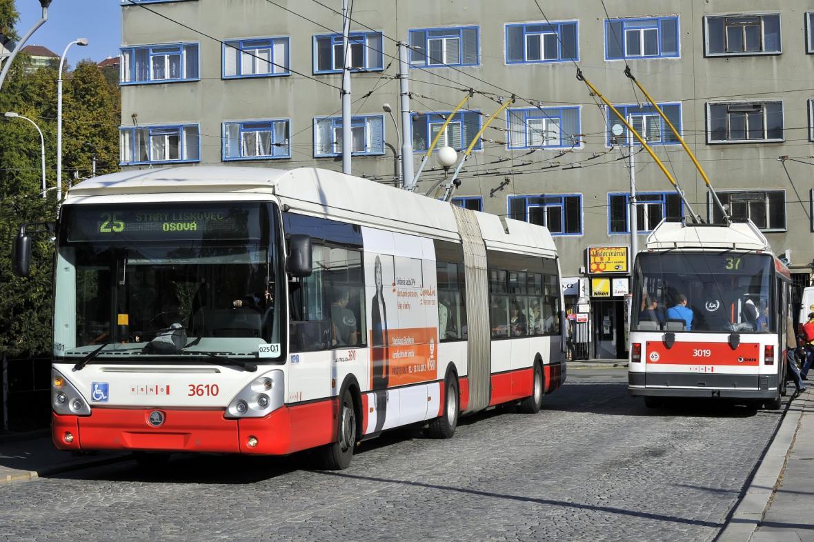 Brněnské trolejbusy