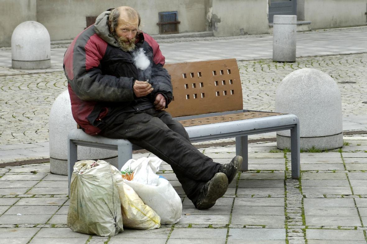 Člověk bez domova