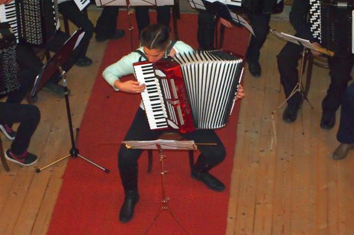 Adventní koncert v Příbrazi
