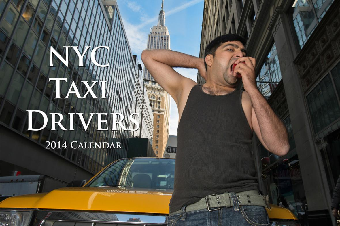 Kalendář newyorských taxikářů