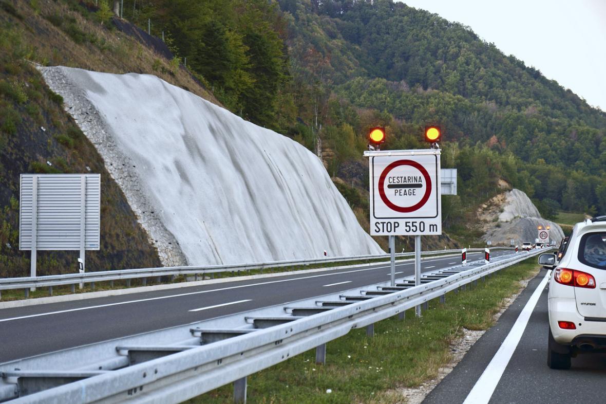 Chorvatská dálnice
