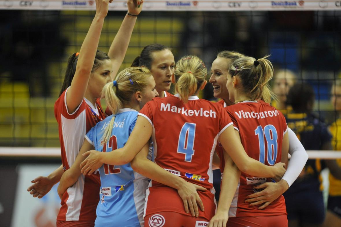 Radost hráček Prostějova