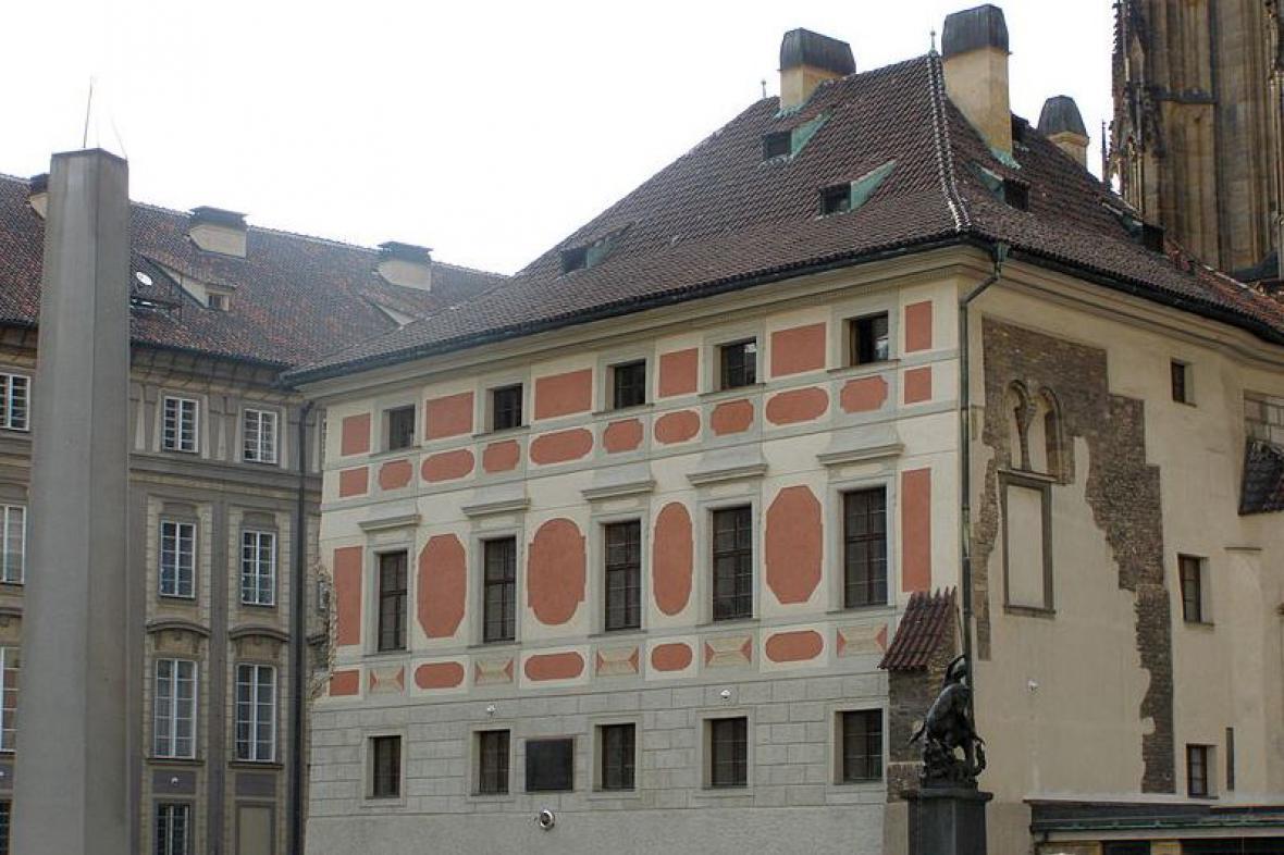 Staré proboštství na Pražském hradě