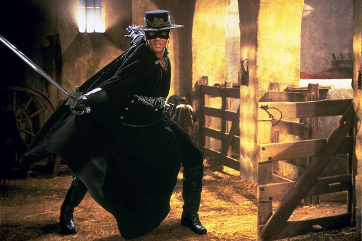 Zachrání Zorro českou kulturu?