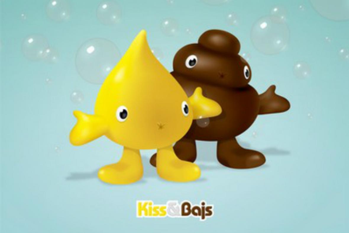 Kiss och Bajs