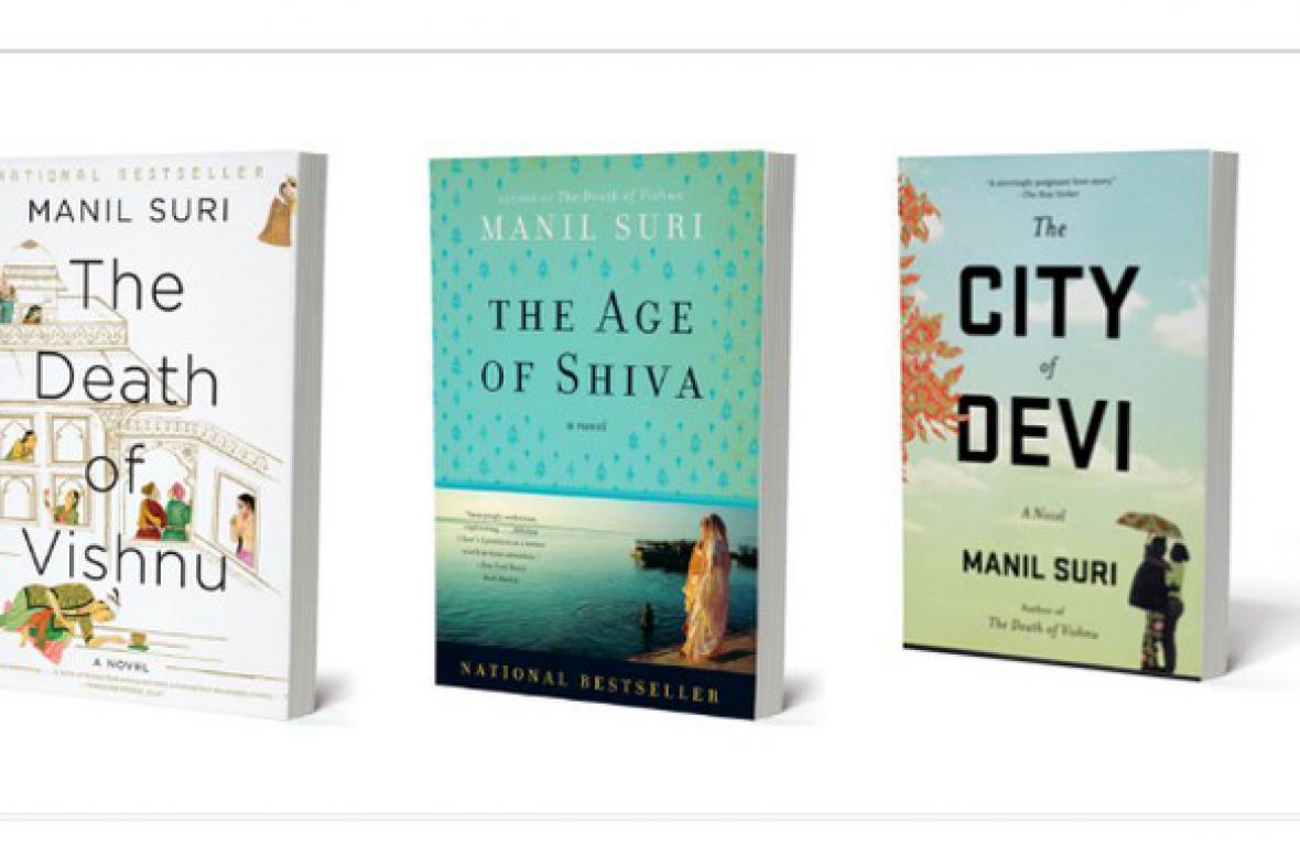 Knihy Manila Suri