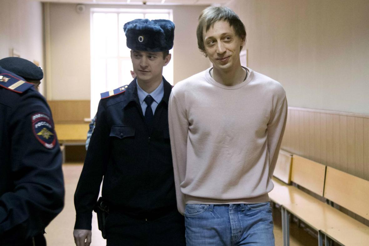 Pavel Dmitričenko míří k soudu
