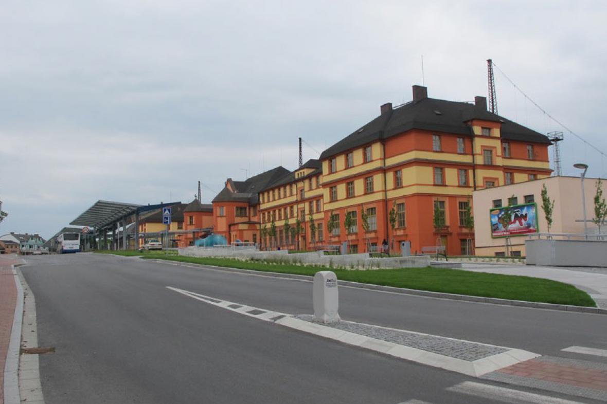 Nádraží Česká Třebová