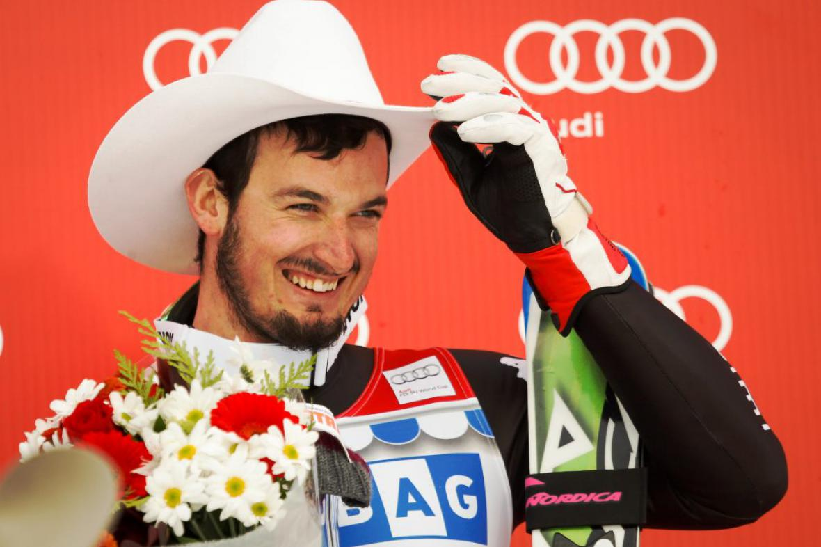 Dominik Paris zvítězil v Lake Louise