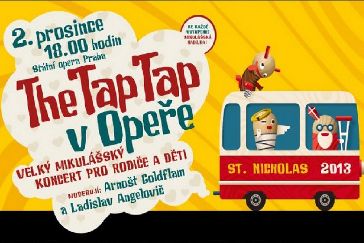 The Tap Tap v Opeře