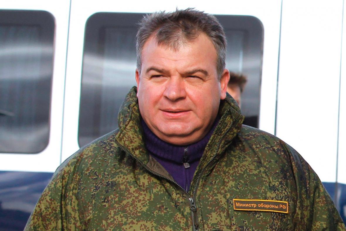 Anatolij Serďukov