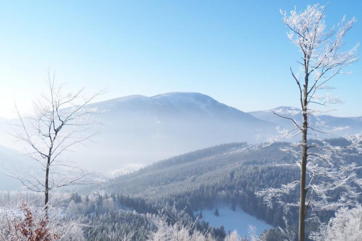 Lysá hora v Beskydech
