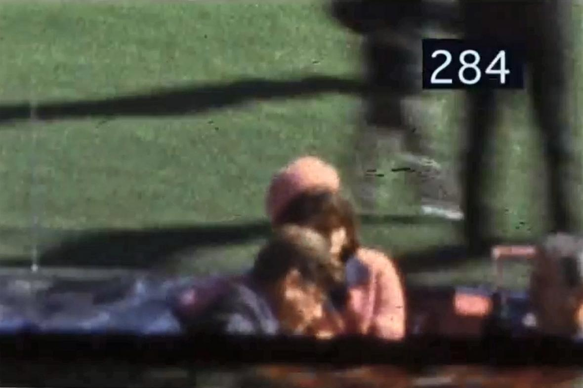 Atentát na prezidenta Kennedyho v Zapruderově filmu