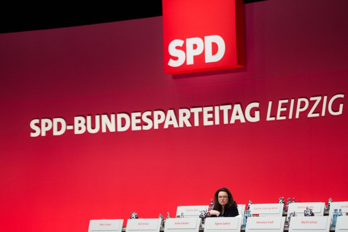 Sjezd SPD