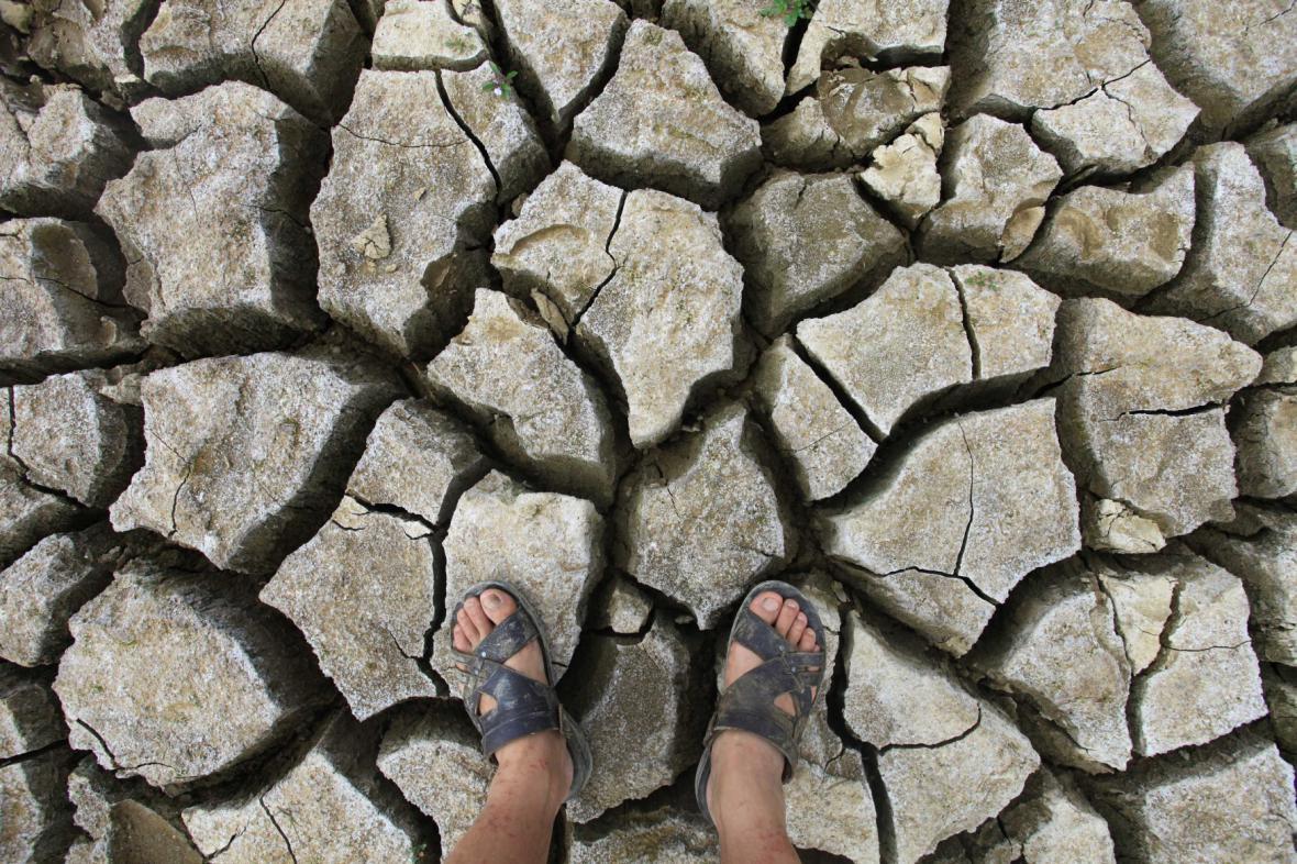 Extrémní sucho