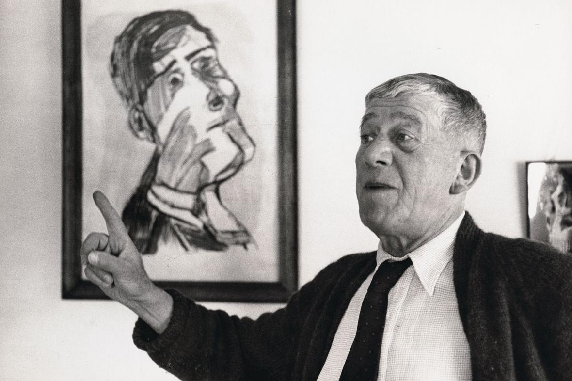 Oskar Kokoschka (1955)