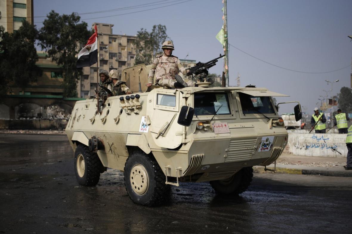 Egyptská armáda
