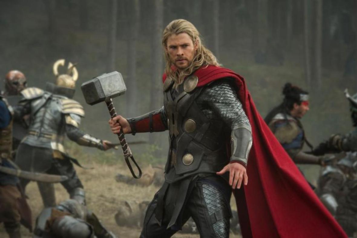 Thor: Temný svět