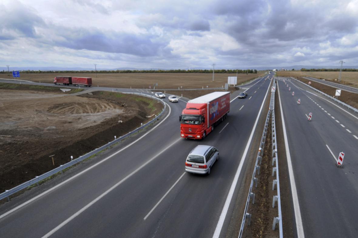 Rychlostní silnice