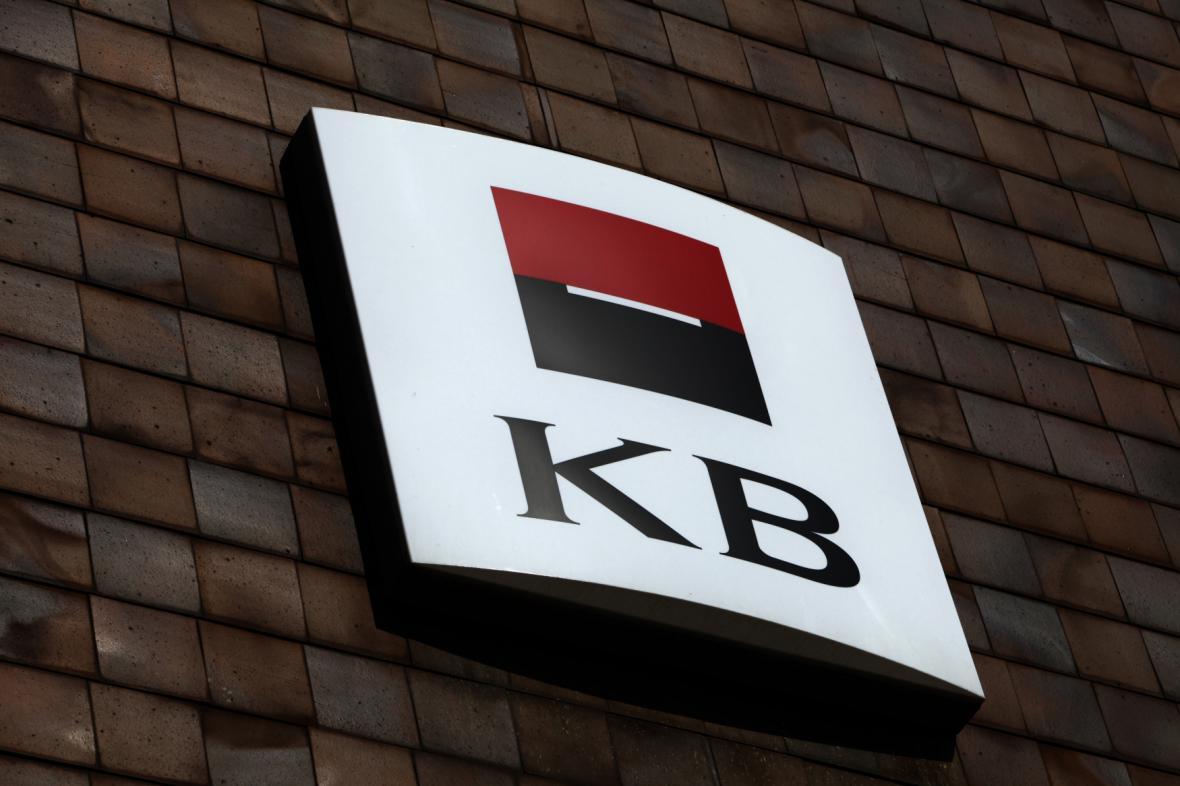 Logo Komerční banky