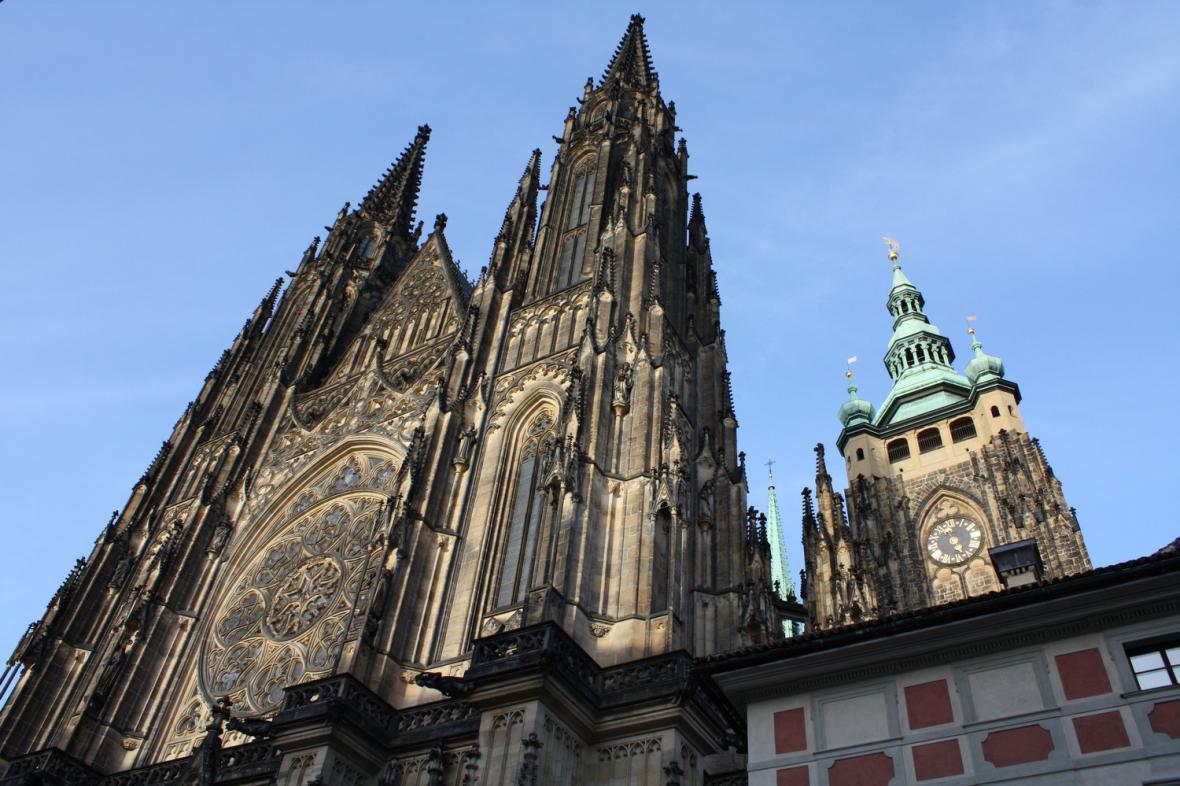Pražský hrad / Katedrála sv. Víta